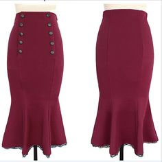 (6,72€) 2016 new summer european and american style women's mermaid skirts Elegant women slim hip mid calf  skirt-in Skirts from Women's Clothing & Accessories on Aliexpress.com | Alibaba Group Elegant Woman, Slim Hips, Cheap Skirts, Mermaid Skirt, Vintage Skirt, Fashion Outfits, Womens Fashion, Clothing Accessories, Women's Clothing