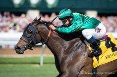 BALL DANCING earned her first Grade 1 win with a victory in Saturday's $300,000 Jenny Wiley Stakes at Keeneland. The 4-year-old filly, trained by Chad Brown, now has four wins in nine starts. Ridden by Javier Castellano