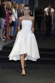 . Strapless Dress Formal, Formal Dresses, Bright, Fashion, Dresses For Formal, Moda, Formal Gowns, Fashion Styles, Formal Dress