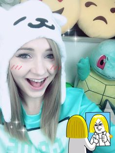 °˖✧Sharmander✧˖° @SharlaInJapan  I love this hat a little too much