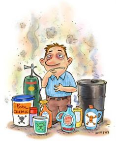 Multiple Chemical Sensitivity  #EnvironmentalIllness >> Suspect you may have MCS/EI? Get the facts at http://wiselygreen.com/environmental-illness-what-is-it/