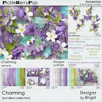 Charming bundled collection