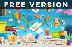 Fancy Scene Generator • 22 premade scenes • 55 screen devices • 170 mockups • 440 amazing items • Dynamic items • Super big resolution • Bevelizator • Really useful and huge updates • Handy and very • Freebie Lstore.graphics