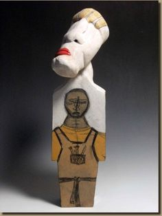 GuildWorker by Paul Andrew Wandless  -explanation of figures on website*