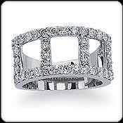 My absolute FAVORITE ring designed by a dear friend...LOVE IT!