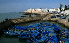 Essaouira, Morocco | There are simply some places, some kinds of adventures, that make us want to fall in love. Discover the best romantic getaways.