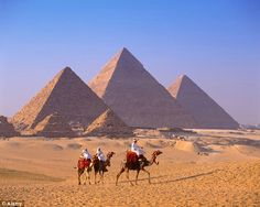 """Love The """"Giza Pyramids - Egypt """"... Awesomeness At Its Best...!!!"""