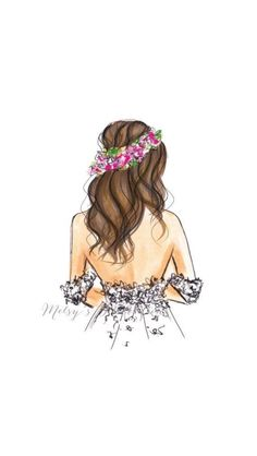 girly drawings prom easy cool drawing simple flamingo butterfly uploaded user clipart painting watercolor panda