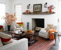 Flat-plane fireplace
