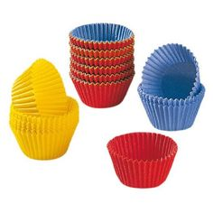 Kaiser 769318 Patisserie Muffin Paper Bun Cases  Multicolor ** To view further for this item, visit the image link.(This is an Amazon affiliate link and I receive a commission for the sales)