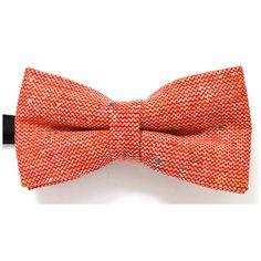 Papion handmade cu buline  mici colorate