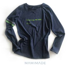 Start in die Saison - Let's sew Shirts for Teens Shirts For Teens, Teenager, Let It Be, Sewing, Sweatshirts, Long Sleeve, Sleeves, Sweaters, Mens Tops