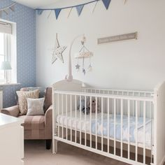 Child's room | Somerset terrace | House tour | PHOTO GALLERY | Style at Home | Housetohome.co.uk