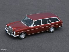 #Mercedes-Benz 300SE 6.3 Wagon