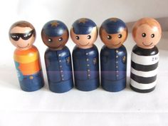Policías y Ladrones