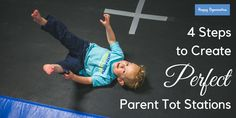 Creating engaging, age appropriate parent tot stations is a challenge.  Sometimes, it can seem overwhelming to create stations for such young  gymnasts...and their parents. But what if you bought some lesson plans that  includedparent tot modifications for each week? Done! In one week, I'll be