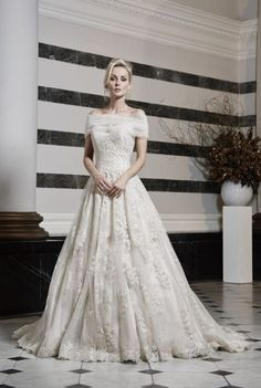 Picture of Savanna Wedding Dress - Ian Stuart Runway Rebel 2016 Bridal Collection