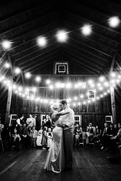 Is it just me, or does a first dance always look best in black & white?