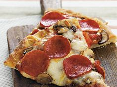 """Pepperoni Pizza   Gluten-free does not mean less flavor. These pizza and calzone recipes are loaded with yummy and zesty blends of flavor that will satisfy your entire family. Recipes that are tagged as """"gluten-free"""" do not include products that normally contain gluten. However, some recipes with the gluten-free tag may call for ingredients such as sauces or mixes that may or may not contain gluten, so be sure to read ingredient labels carefully."""
