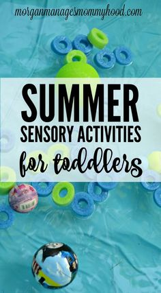 The Ulitmate Pinteret Party, Week 106 Summer is made for fun outside and getting dirty! Help your toddler learn and explore the world with these 5 Summer Sensory Activities for Toddlers! Summer Activities For Toddlers, Sensory Activities Toddlers, Outside Activities, Infant Activities, Games For Kids, Sensory Play, Sensory Bins, Outdoor Activities, Kid Games