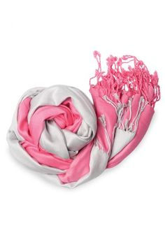 pashminas in 36 different colors by Peach Couture - great bridesmaid gift!