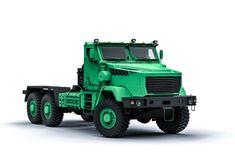 Ознакомьтесь с моим проектом @Behance: «Concept Military truck (6x6)» https://www.behance.net/gallery/61784497/Concept-Military-truck-(6x6)