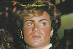 Queen of the Naija Blog: Very Rare George Michael 80s Pictures(Queens Archi...