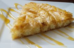 Banitsa (Bulgarian Cheese Pie)