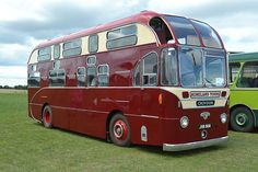 Leyland Royal Tiger - Mann Egerton