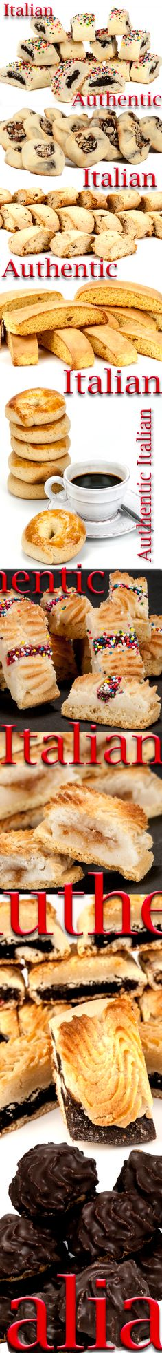 Cookies from Viso's Authentic Italian Desserts