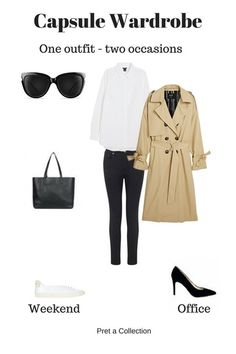 The versatility of a capsule wardrobe. Easy to swap from a casual shopping to the office meeting. #minimal#minimalist#minimalism#simple#simplicity#capsulewardrobe#ootd#fashion#lifestyle #WearToWork #WeekendLook #TravelOutfit #OOTD #SpringStyle