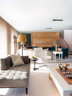 Stylish Interior by OITOEMPONTO