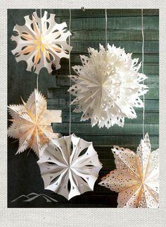 snowflake light