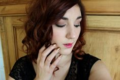 New Years Eve Makeup, Hair + Nails - Amber Rae Beauty
