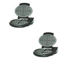 Waffle Maker - Chef'sChoice Model - 8300100 - Set of 2 Gift Bundle