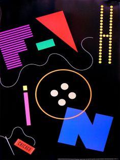 Peter Tuebner 1987 Vintage Graphic Design, Elf, Web Design, Typography, 80s Style, Letters, Logos, Composition, Science