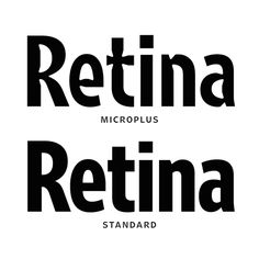Retina, the tiny, ultra-readable font designed in 2000 for The Wall Street Journal, gets its first retail release.
