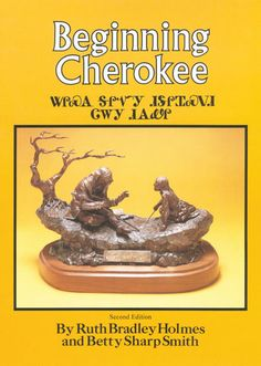 This book, the first of it's kind, teaches the rudiments of Cherokee, which is the native tongue of about 20,000 Americans, although most of those who speak it