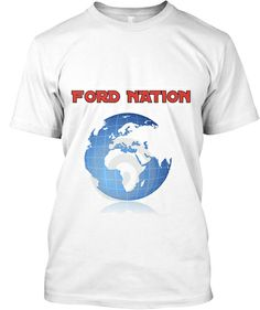 "Ford Nation (ROB FORD) Specialty Tee's | Teespring. ""Every City Needs A Rob Ford"""