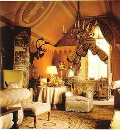 NANCY LANCASTER- THE WORLD OF INTERIORS   GRAND IS GOOD | Mark D. Sikes: Chic People, Glamorous Places, Stylish Things