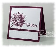 10 Minutes or less Cards Archives - Page 3 of 7 - Sandi MacIver - Stampin Up…