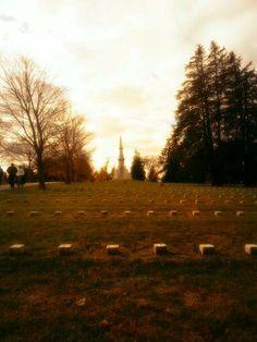 Beautiful,  tragic, Gettysburg.