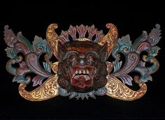 Indonezian ceremonial masks - Google Search