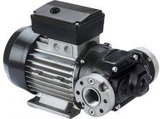 240 volt 100 LPM rotary vane pump with inbuilt bypass valve