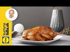 Pečená kačka s pomarančovou omáčkou | Roman Paulus | Kuchyna Lidla - YouTube Lidl, Baked Potato, Roman, Turkey, Potatoes, Meat, Baking, Ethnic Recipes, Youtube