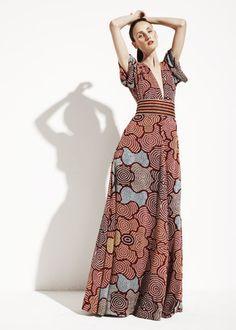 Roopa Pemmaraju -  Native Seed Dreaming Gown