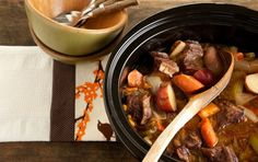 Article:  Slow Cookers are a Cook's Best Friend.  Cooking conversion times, etc.