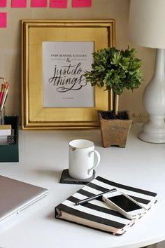 Trabajar en casa: 12 imprescindibles para la oficina perfecta