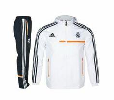 d51cdc69c8c5d Chandal Adidas Real Madrid Pres suit y  outlet  fútbol. Más ofertas y  promociones