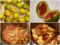 Fűszeres fügelekvár almával recept fázisokkal Beef, Food, Meat, Essen, Meals, Yemek, Eten, Steak